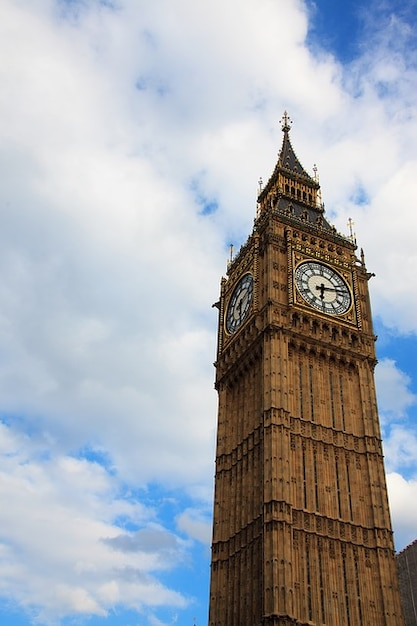 City Building England Clock Ben Architecture Big Photo Free Download