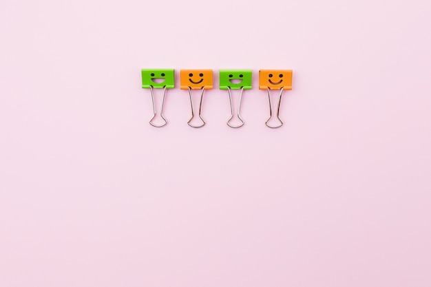 cute paper clips with
