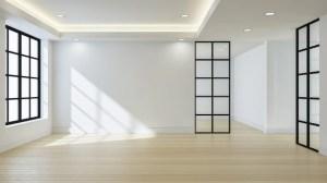 empty modern interior 3d render shutterstock rooms premium anime apartment months edit ago