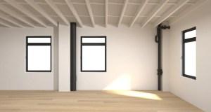 empty interior rendering premium freepik