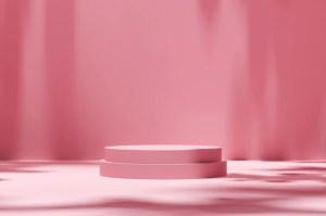 empty display backdrops premium scene studio rendering pedestal sunny blank podium shadow platform freepik vuoto piedistallo stanza scena podio soleggiata