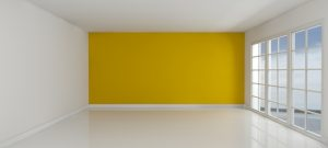 empty wall yellow interior 3d rooms freepik feature decor pale vectors icon orange background gold ago slhouette clean floor tips
