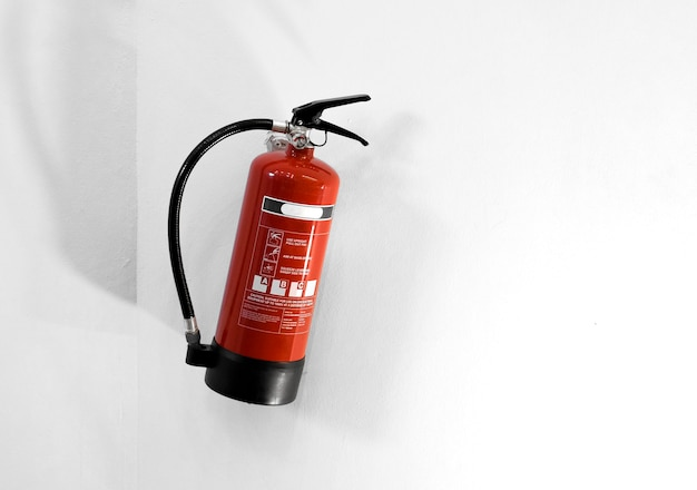 Fire extinguisher - toolbox talks fire safety