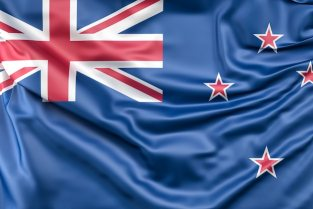 Flag of new zealand Free Photo
