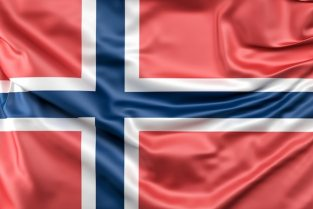 Flag of norway Free Photo