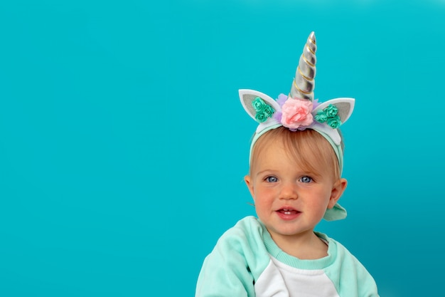 Funny Unicorn Background
