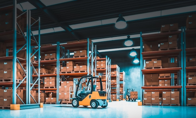 Forklift safety rules