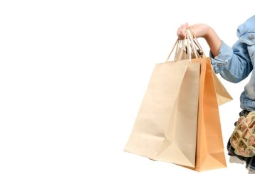 Image result for free kids with shopping bag