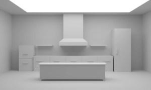 kitchen premium rendering