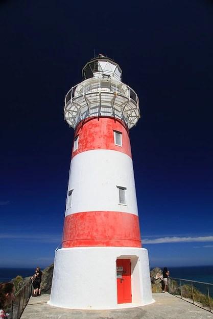 Lighthouse Cape Palliser New Zealand Photo  Free Download