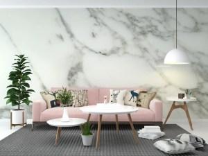 living floor marble interior template premium copy mock space skandinavischer bedroom kopie raum vorlage boden marmor wohnzimmer hintergrund modell freepik