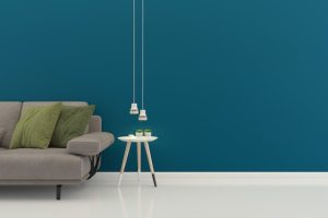 background premium copy mock template floor space interior living