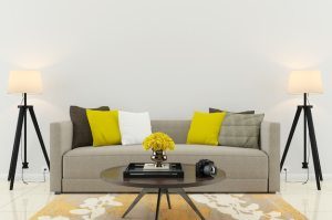 living texture wood floor interior premium template