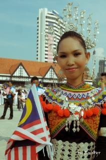 Malaysian face | Free Photo