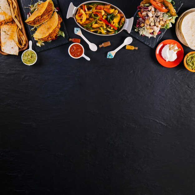 table cuisine vintage