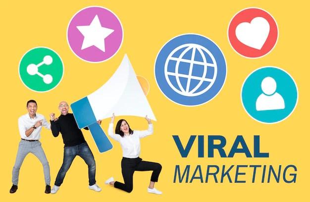 Viral Marketing Images | Free Vectors, Stock Photos & PSD
