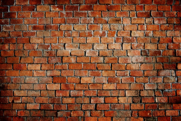 Red Brick Wall Pattern Texture Photo