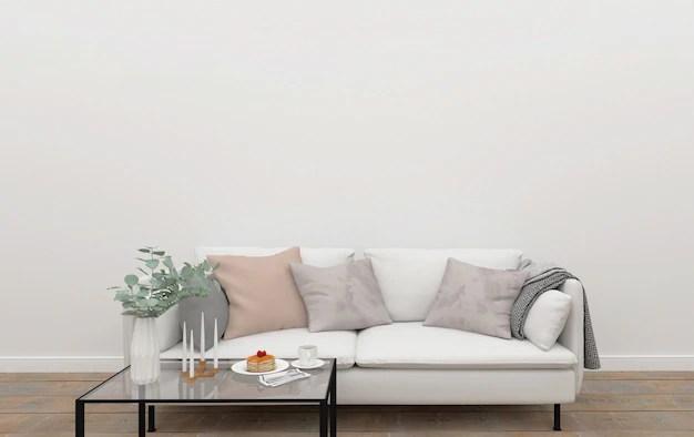 wall sofa large light grey throw scandinavian living room gallery mockup photo premium download demo 24