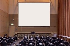 seminar background premium