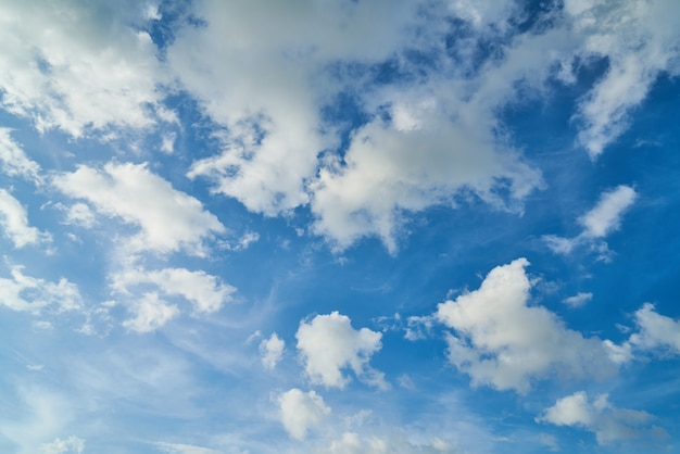 Sky With Clouds Photo Free Download
