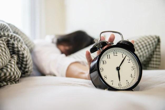 Sover dåligt