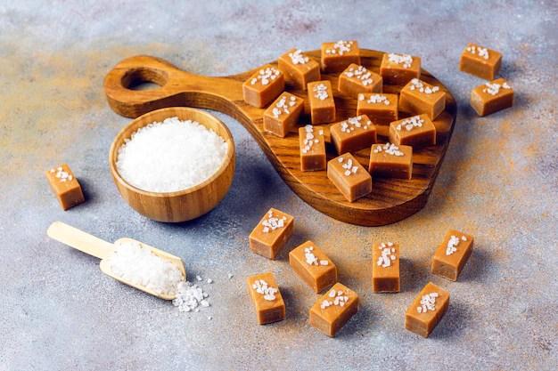 Kola med salt