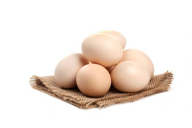 egg for strong muscles
