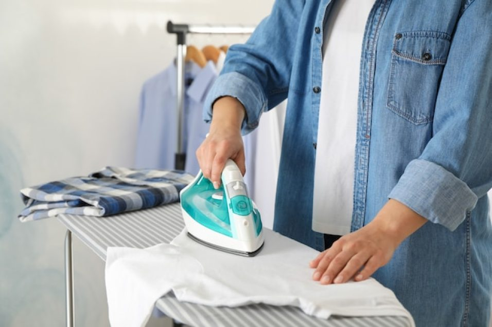 Washing symbols are important for proper ironing