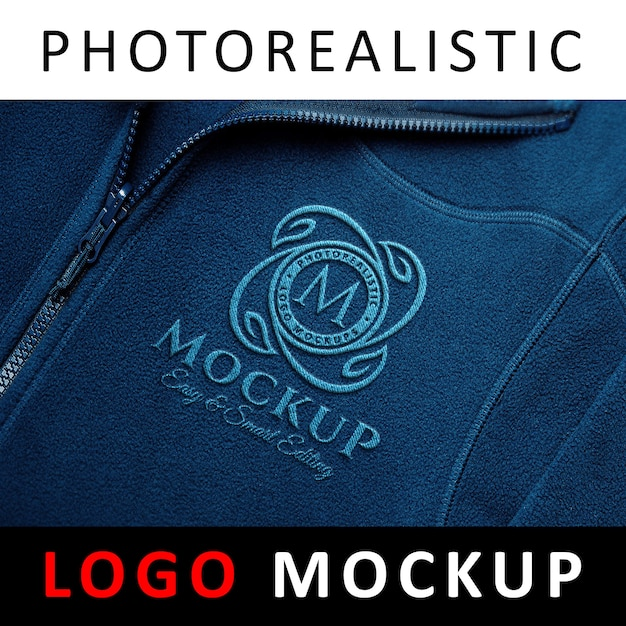 Download Embroidered Mockup Free Yellowimages