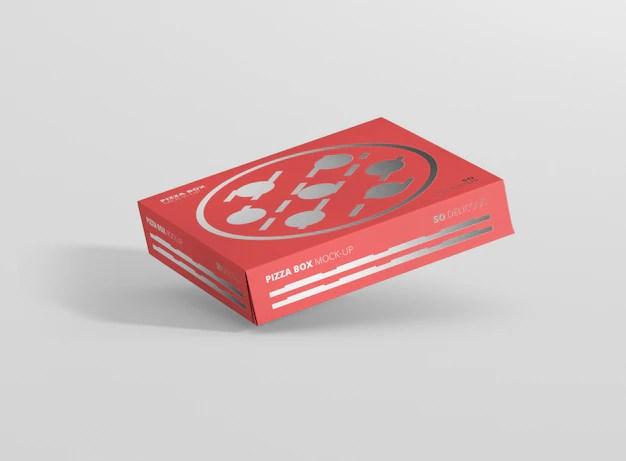 Download Pizza box mockup free psd | Premium PSD File