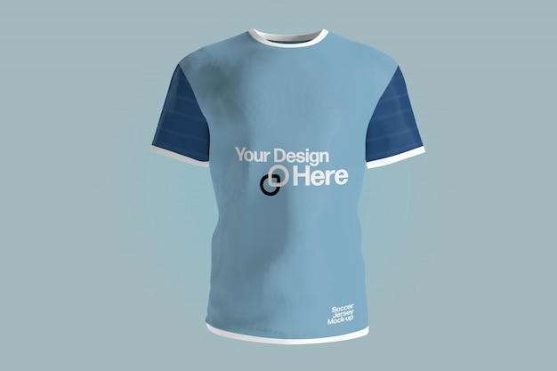 Download View of a soccer jersey uniform mockup PSD file | Premium ...