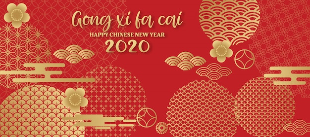 chinese new years greeting cards