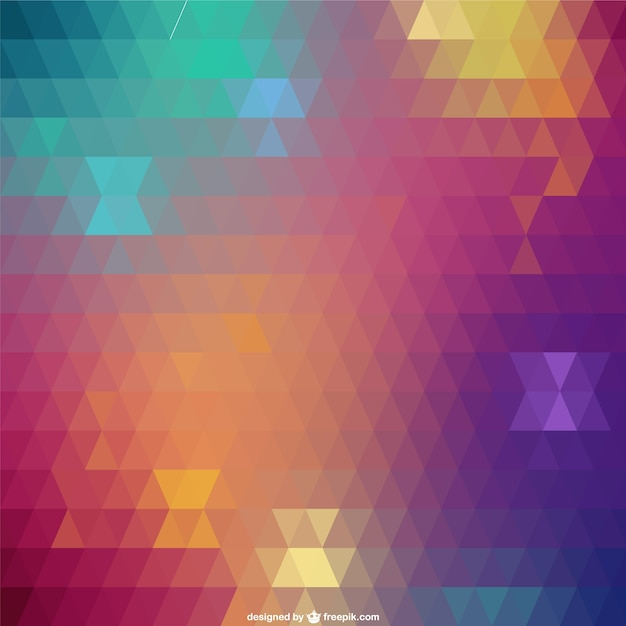 abstract geometric wallpaper vector