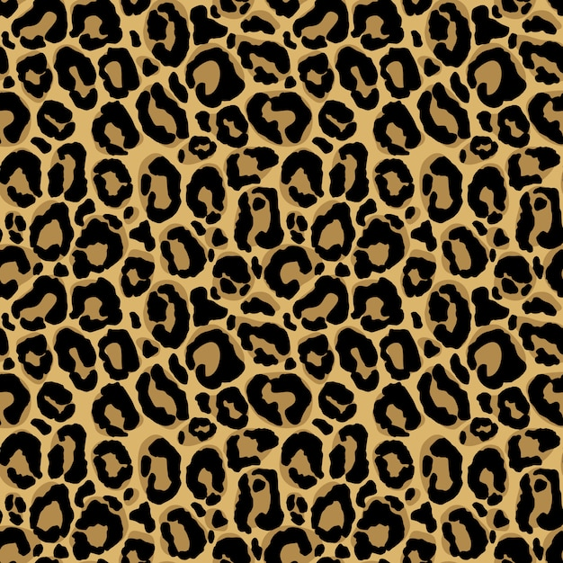 animal print seamless pattern