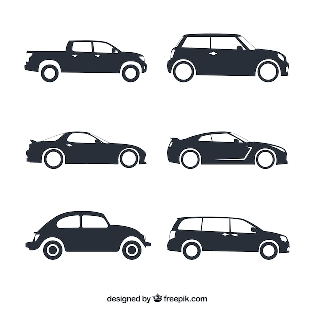 Car Silhouette Vectors Photos and PSD files  Free Download