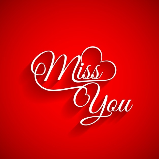 Download I Miss You Vectors, Photos and PSD files | Free Download