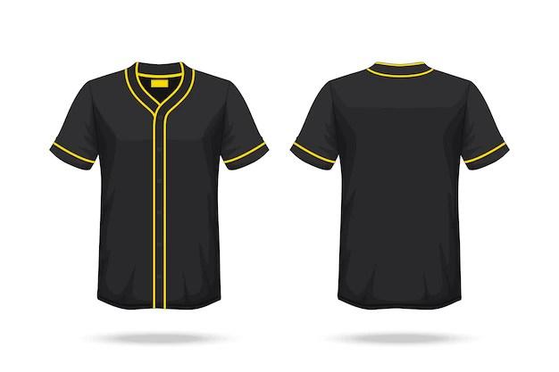 Download Baseball Jersey Mockup Free Zip - Specification Baseball T ...