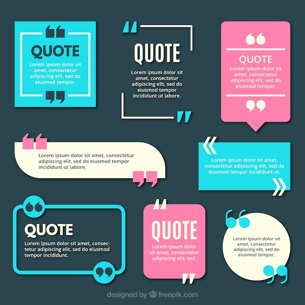 Make Your Own Quote Wallpaper Free Quotation Mark Vectors Photos And Psd Files Free Download