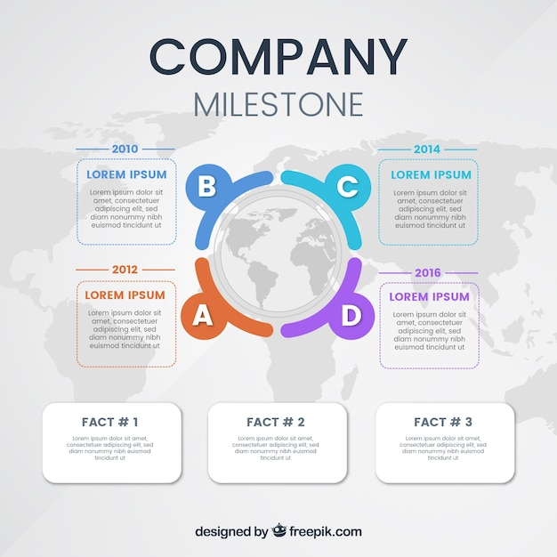 Twibbon is a small image that you can overlay onto your social media profile picture in order to support a campaign or just simply for. Colorful company milestones with flat design Vector | Free Download