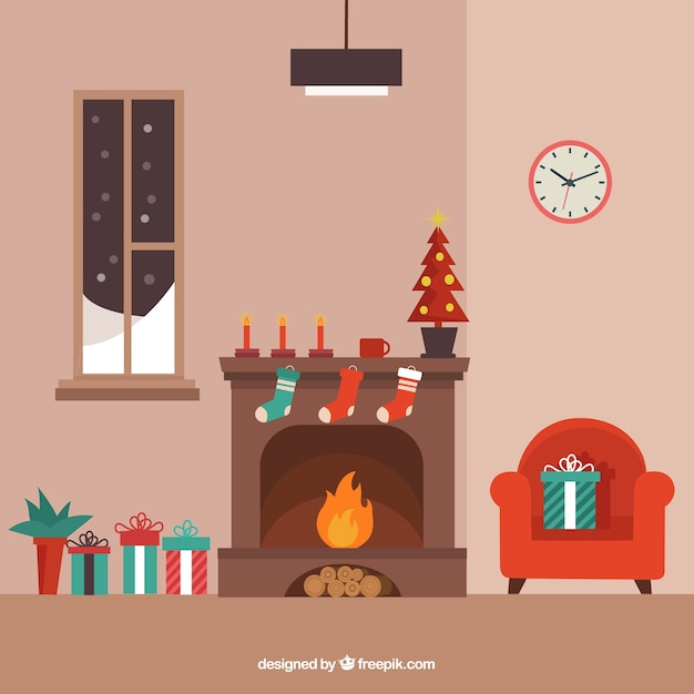 Fireplace Vectors Photos and PSD files  Free Download