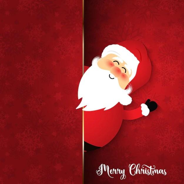 Cute Hamburger Wallpaper Santa Claus Vectors Photos And Psd Files Free Download