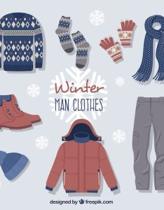 also winter clothes vectors photos and psd files free download rh freepik