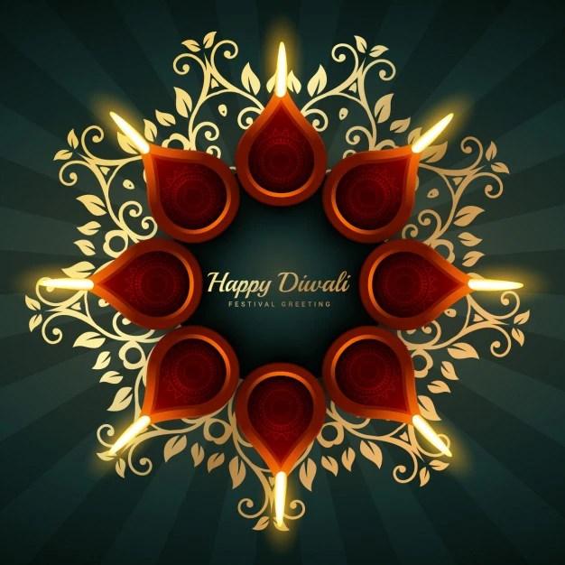 Happy Birthday Pooja Wallpaper Hd Diwali Vector Vectors Photos And Psd Files Free Download