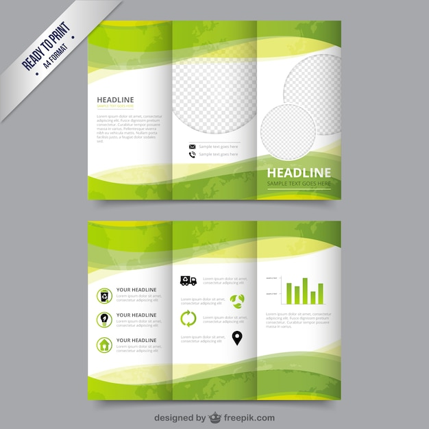 Background Brochure Templates Ideal Vistalist Co
