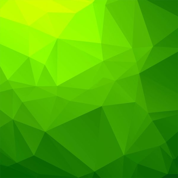Green Polygons Abstract Background Vectors Photos and PSD