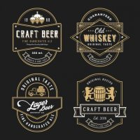Beer Label Vectors, Photos and PSD files | Free Download