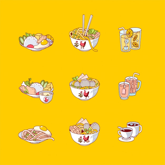 Indonesian Food Images Free Vectors Stock Photos Psd
