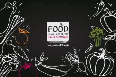 Free Vector Food background