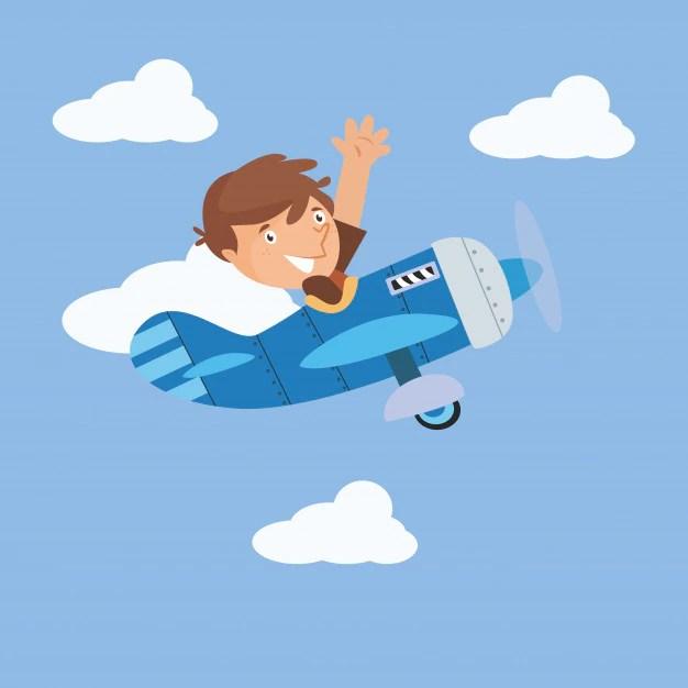 funny boys pilot flying