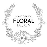 Hand Drawn Floral design Vector   Free Download